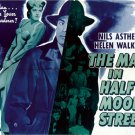 Man in Half Moon Street 1945 rare sci-fi VERY NICE QUALITY