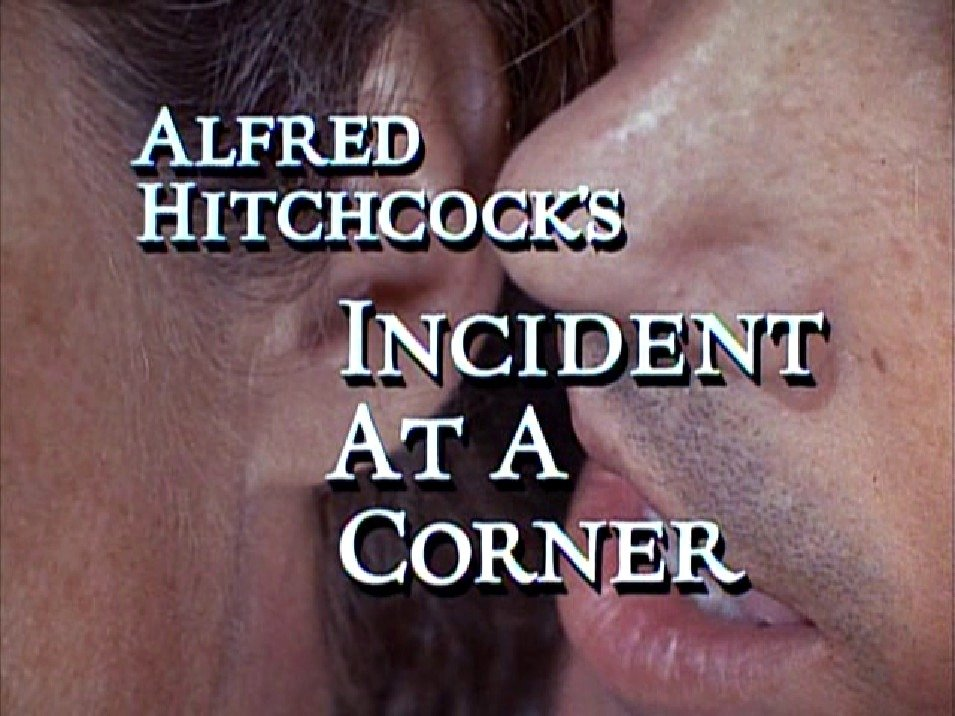 Alfred Hitchcock Startime Incident at a Corner 1960