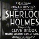 Sherlock Holmes 1932 very rare