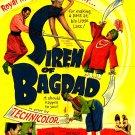 Siren of Bagdad 1953