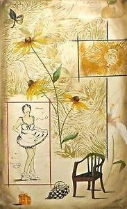 "Celeste Peters ""Fantasia"" Original Painting, Hand Signed,"