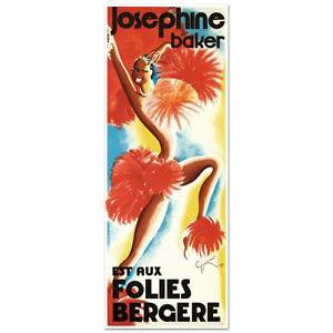 """Folies Bergere..."" Hand Pulled Lithograph  by the RE Society"