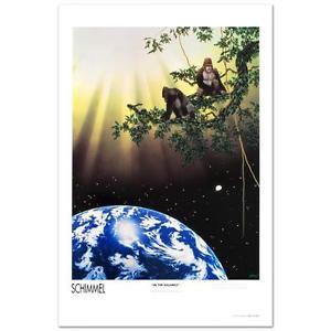 """William Schimmel! """"In The Balance by Schimmel"""" Poster"""