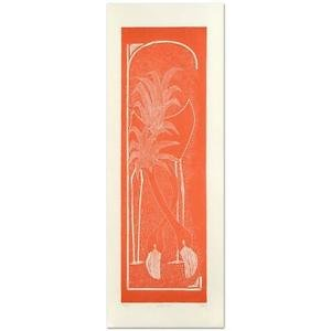"""Hari Hockey - """"Flamingos"""" Limited Edition Lithograph, Numbered and Hand Signed"""