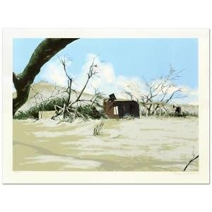 "William Nelson - ""Bandit's Hideout"" Limited Edition Serigraph, Signed"