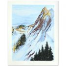 "William Nelson - ""Rocky Mountain Slope"" Limited Edition Serigraph, Signed 53/500"