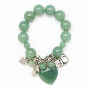 Jade Stretch Bracelet
