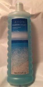 AVON NEW ENDLESS OCEAN BUBBLE BATH 24fl.oz. Relaxing Pampered