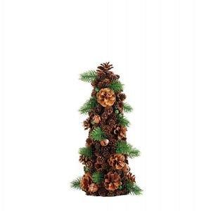 Pine Cone Small Tree D��cor