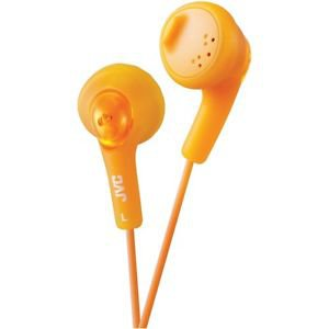 Jvc Gumy Earbuds (orange)