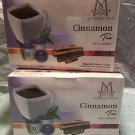 NEW Mementa Coffee and Tea  Cinnamon Tea Pods  12 Count