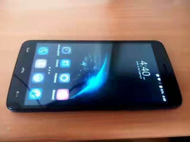 Homtom HT17 5.5 inch Android 6.0 4G Phablet MTK6737 Quad Core 1GB RAM 8GB ROM HD Screen Cameras