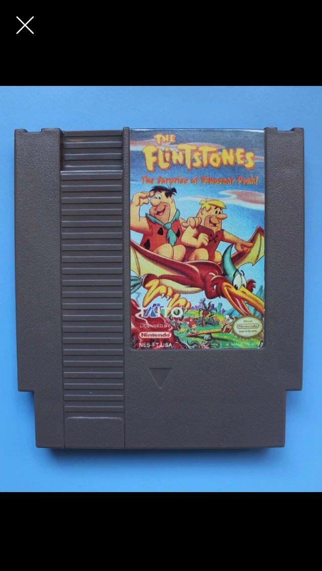 The Flintstones Surprise At Dinosaur Park 100% Working