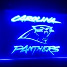 Carolina Panthers Super Bowl beer Bar 3d signs LED Neon Light Sign b207