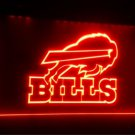 Buffalo logo 3d signs Bills Pub Bar LED Neon Light Signs b172