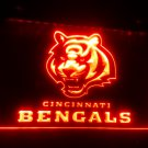 bengals logo beer bar pub 3D signs LED Neon Light Sign b190