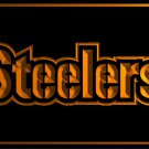 B-179 Steelers LED Neon Light Sign hang sign home decor crafts