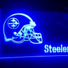 b-141 Pittsburgh Steelers beer bar pub 3d signs LED Neon Light Sign