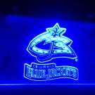 B-216 Columbus Blue Jackets LED Neon Light Sign home decor crafts