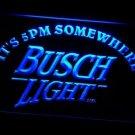b-19 busch light Beer Bar Pub Displays LED Neon Light Signs