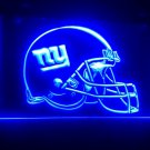 b-140 Ny New York Giants Helmet LED Neon Light Sign