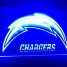 b-127 San Diego Chargers logo signs led Neon Light Sign