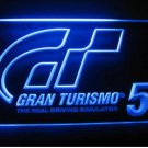Gran Turismo 5 Logo Beer Bar Pub Light Sign Neon