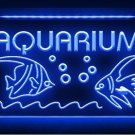Aquarium Marine Shop Fish Display LED Light Sign Bar Beer Pub Store