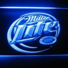 Miller Lite Logo Beer Bar Pub Store Light Sign Neon