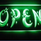 Open Logo Beer Bar Pub Store Light Sign Neon