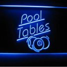 Pool Tables Logo Beer Bar Store Light Sign Neon