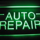 Auto Repair Logo Beer Bar Pub Light Sign Neon
