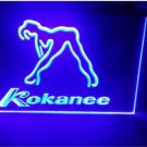 kokanee stripper girl beer bar pub club 3d signs LED Neon Light Sign man cave