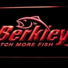 Berkley Fishing Logo bar Beer pub club 3d signs LED Neon Sign man cave
