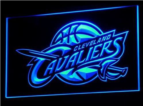 Cavaliers Logo bar Beer pub club 3d signs LED Neon Sign man cave