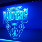 Penrith Panthers bar Beer pub club 3d signs LED Neon Sign man cave