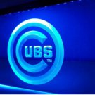 Chicago Cubs bar Beer pub club 3d signs LED Neon Sign man cave