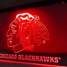 Chicago Blackhawks Hockey  bar Beer pub club 3d signs LED Neon Sign man cave