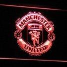 Man UTD Red Devil Manchester United Team Soccer Bar Club Neon Light Sign Rare