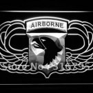 101st Airborne Jump Wings Army bar beer pub club 3d signs LED Neon Sign man cave
