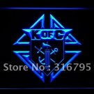 Knights of Columbus KofC bar beer pub club 3d signs LED Neon Sign man cave