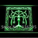 Final Fantasy 11 XI FF Windurst Flag Logo Beer Bar Pub Light Sign Neon