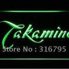 Takamine Guitar Logo Beer Bar Pub Light Sign Neon