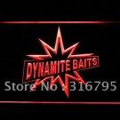 Danamite Baits Fishing  logo Beer Bar Pub Light Sign Neon