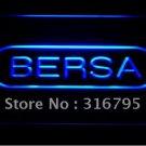 Bersa Firearms logo Beer Bar Pub Light Sign Neon