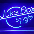 Juke Box Saturday Logo Beer Bar Light Sign Neon