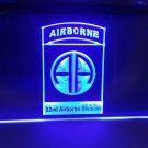 82nd Airborne Division Army bar beer pub club 3d signs LED Neon Sign man cave