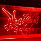 Hot Rod Garage Car bar Beer pub club 3d signs LED Neon Sign man cave