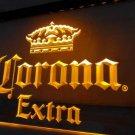 Corona Extra Logo Beer Bar Pub Light Sign Neon