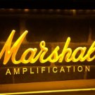 Marshall Amplification Beer Bar LED Light Sign Neon